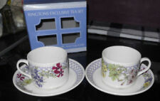 Cup & Saucer Collectable Tableware
