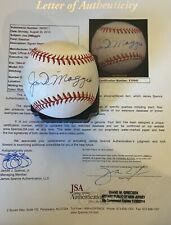 Joe DiMaggio Signed Baseball — JSA Authentication — Gorgeous Autograph Ball