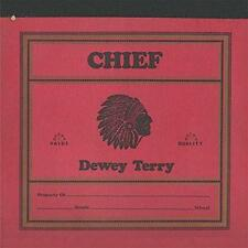 Dewey Terry - Chief (NEW CD)