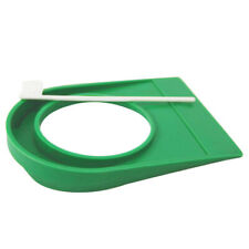 Mat Green Putting Practice Cup Golf Putting Hole Training Aids ABS Plastic