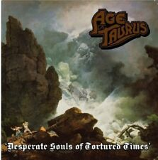 Age of Taurus - Desperate Souls of Tortured Times [New CD]