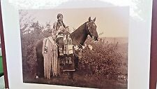 Native American Photo,Cayuse Tribe-Ceremonial Dress, National Geographic Artwork