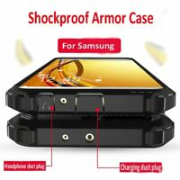 For Samsung Galaxy A70 A50S A40 A30S/20 A10S Shockproof Rugged Hybrid Case Cover