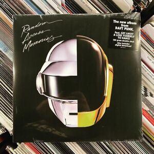 Random Access Memories 180G Vinyl Daft Punk (Vinyl, Sealed, Brand New)