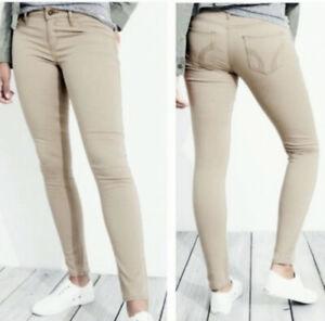 Hollister  khaki Pants Size 3 School Uniform