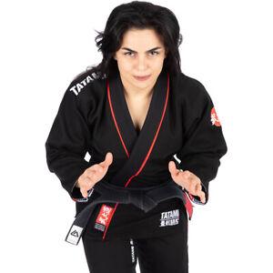 Tatami Fightwear Women's Bushido BJJ Gi - Black