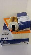 VW POLO MK4 1.9 SDI TDI PD 1896cc 2002-2010 huile filtre à air MAHLE Service Kit