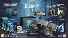 LITTLE NIGHTMARES II 2 TV EDITION NINTENDO SWITCH NUOVO CONFEZIONE DANNEGGIATA