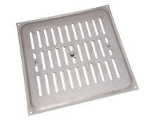 NEW Aluminium Hit And Miss Louvre Vents Ventilation Covers 9 X 9 Inches PACKETS