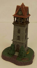 Norman Rockwell The Belltower Hometown Village Sculpture #82283 New in Box
