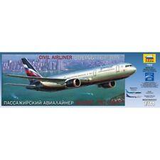 BOEING 767-300 ZVEZDA 1/144 Scale Kit Z7005 New!