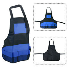 NEW ADJUSTABLE PRACTICAL 600D OXFORD CLOTH APRON WITH GARDENING TOOL POCKETS
