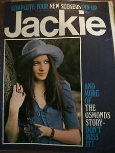 JACKIE MARCH 3 1973 RICK SPRINGFIELD CAT STEVENS