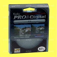 Genuine Kenko 67mm Pro1 D Pro 1 Digital UV Filter Pro1D Pro 1D DMC Multi Coated
