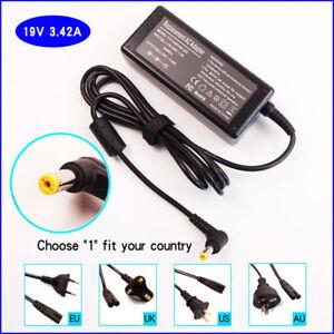 Laptop AC Power Adapter Charger for Gateway NV5435U NV5453U NV5814U