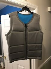 Wake Comp Vest Jacket Wakeboard Wakesurf Custom Size XXL