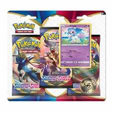 Pokemon Sword and Shield Triple Booster Pack Blister: Galarian Ponyta & Base Set