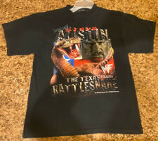 RARE Vintage 90s WWF Stone Cold 3:16 Skull Rattlesnake Shirt WWE WCW ECW