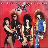 Madam X - We Reserve the Right (2007)  CD  NEW/SEALED  SPEEDYPOST