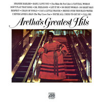 Aretha Franklin - Aretha's Greatest Hits - Vinyl LP *NEW & SEALED*