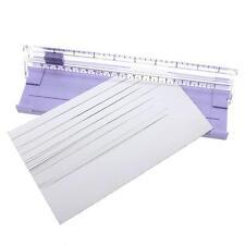 Utility Office School Paper Card Trimmer Photo Cutter Guillotine Cutting Machine
