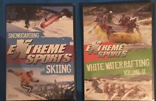 X2 Extreme Sports DVD's Brand New And Factory Sealed Free Post Fast Dispatch