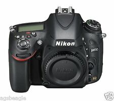 Nikon D610 Body DSLR Digital Camera Brand New Cod Agsbeagle