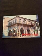 Bourbon Street The Old Absinthe House in New Orleans Old Postcard P65934 Unused