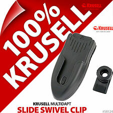 New Krusell Multidapt Slide Swivelkit Swivel Belt Clip Kit For Case Classic Flex