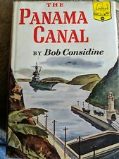 The Panama Canal by Bob Considine (Hardcover, 1951, Very  Good Landmark Books)