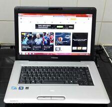 TOSHIBA SATELITE PRO L450 -17P (400GB HDD, 4GB RAM, WIN 7 HOME PREMIUM) LAPTOP