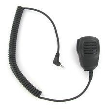 Compact Waterproof Two-Way Radio Speaker Mic for Yaesu FT-60, VX-1, VX-2, VX-5