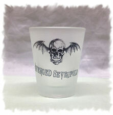 Avenged Sevenfold Frosted Shot Glass