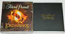 The Lord Of The Rings Trivial Pursuit Movie Trilogy Collector's Edition *MINT*