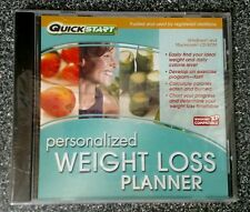 QUICKSTART, PERSONALIZED WEIGHT LOSS PLANNER, CD-ROM (WINDOWS & MACINTOSH)