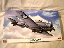1/48 Hasegawa USN SBD 3 Dauntless Battle of Midway 1942 Flown from Enterprise