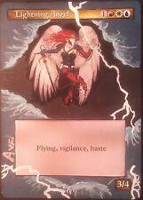 Ange d'éclair Altéré - Altered Lightning Angel - AVF - Magic mtg