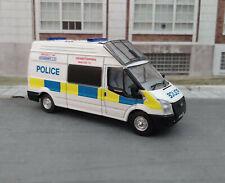 1/76th Code 3 Oxford Diecast Ford Transit Police POV