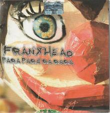 Frank Head-Para Para' Ra Rara  Cd Single Promo 2008 Cardsleeve EX One Track