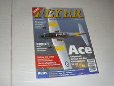 Flyer Magazine May2000 DeHavilland Chipmunk Cirrus SR20 Jabiru UL Chevvron
