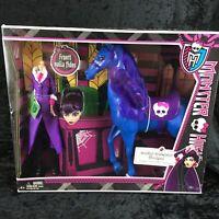 NEW Monster High Headless Headmistress Bloodgood Doll Nightmare Horse ToysRus