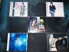 Michael Jackson 5xDouble CD live Bad Dangerous HIStory tour promo not official