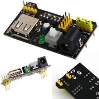 MB102 Breadboard Power Supply Netzteil Module 3.3V/5V für Solderless Bread Board