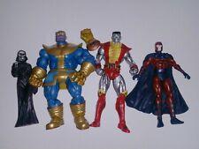 Marvel diamond select action figures X-men Thanos