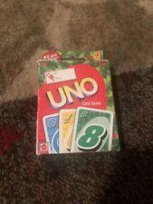 Uno Card Game Mattel