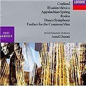 Copland - El salón México; Appalacian Spring; Rodeo (Dorati) (CD 1991)
