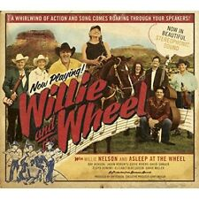 WILLIE NELSON - WILLIE AND THE WHEEL  CD NEUF