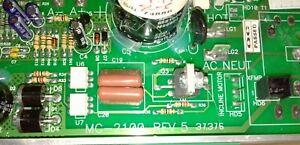 MC-2100 Icon Treadmill Motor Control Board - Rev B - * Remanufactured *