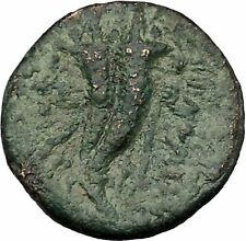 MARATHOS in PHOENICIA 130BC Zeus Cornucopia Authentic Ancient Greek Coin  i45107