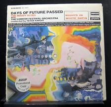 The Moody Blues - Days Of Future Past LP VG+ DES 18012 Promo Vinyl Record